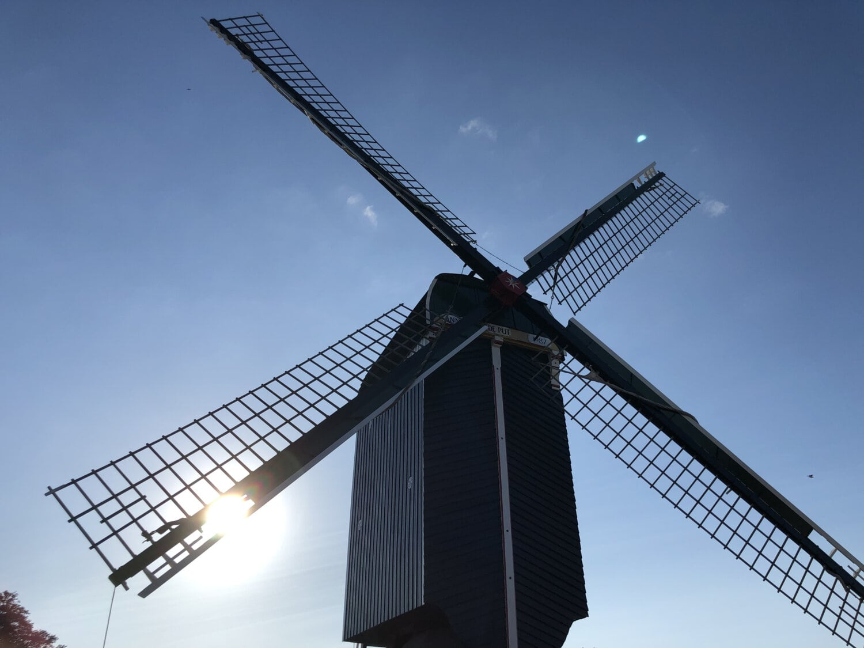 windmolen, wind, bouw, industrie, het platform, kraan, technologie, alternatief, elektriciteit, buitenshuis