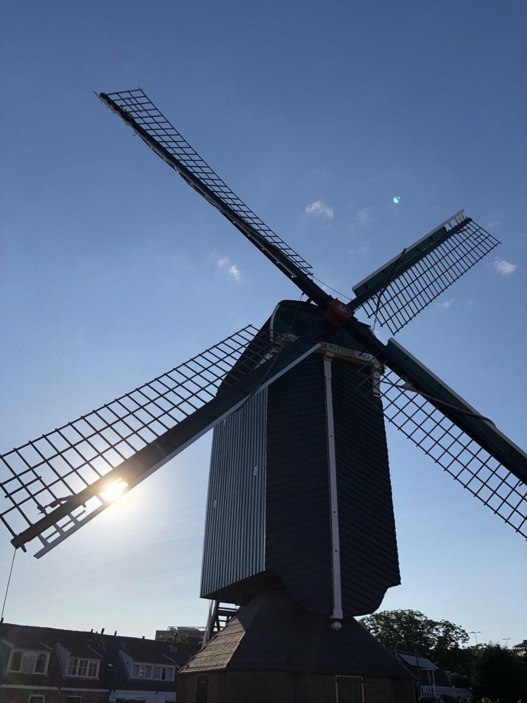 windmill, landmark, building, tourist attraction, alternative, energy, wind, architecture, technology, electricity