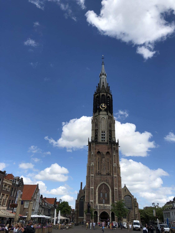 gothique, église, Centre ville, steeple, capitale, l'Europe, point de repère, architecture, bâtiment, tour