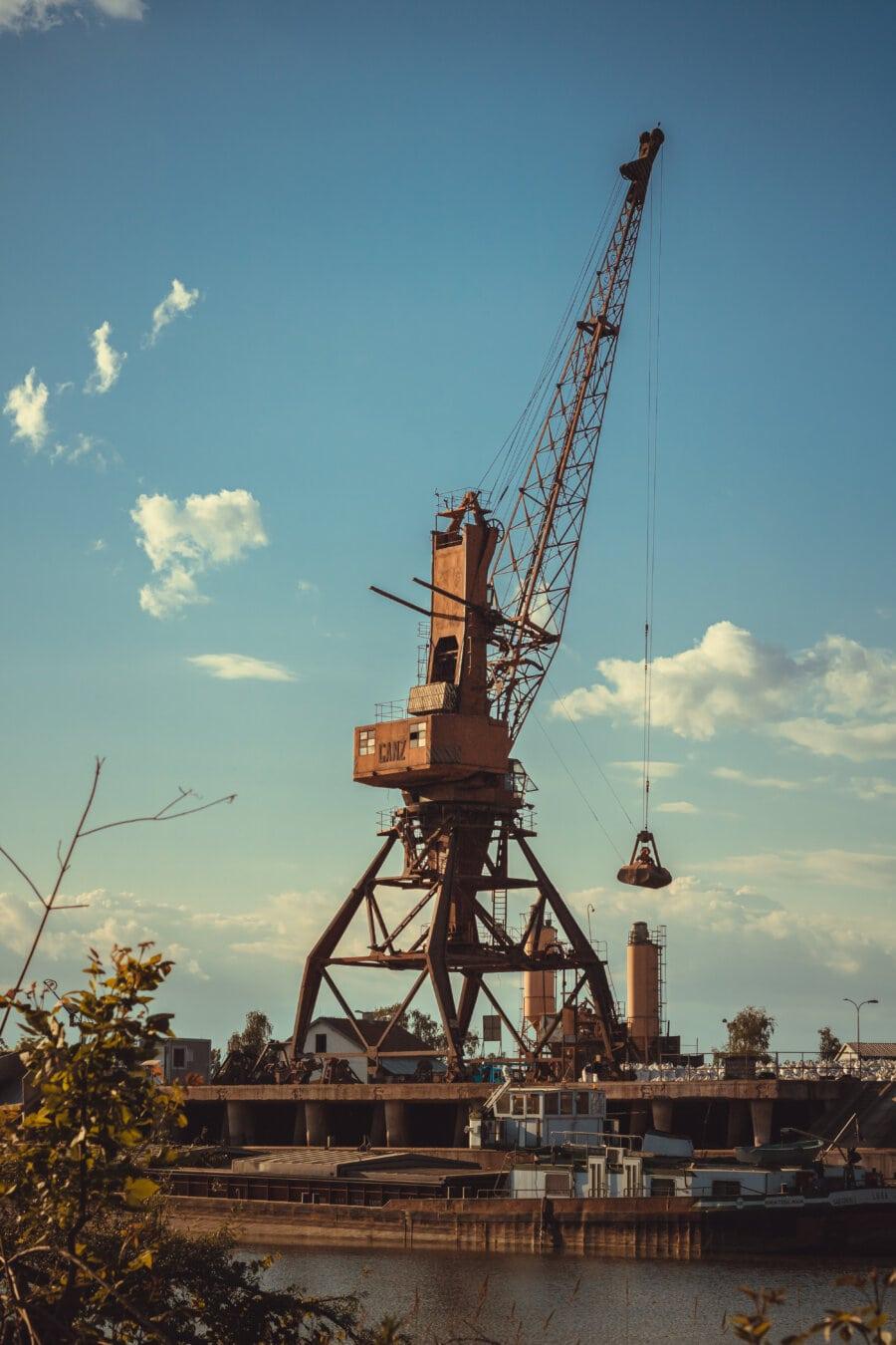 makine, liman, makine, Vinç, Sanayi, taşıma, Kargo gemisi, Tersane, sevk irsaliyesi, aygıt