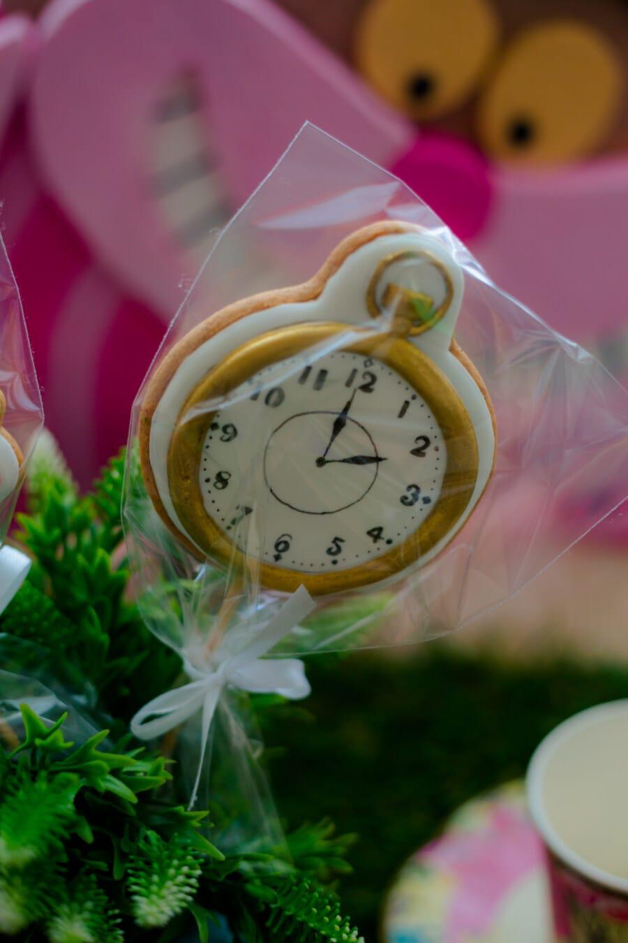 la sucette, horloge analogique, bonbons, bonbons, décoration, horloge, temps, montre, couleur, aube