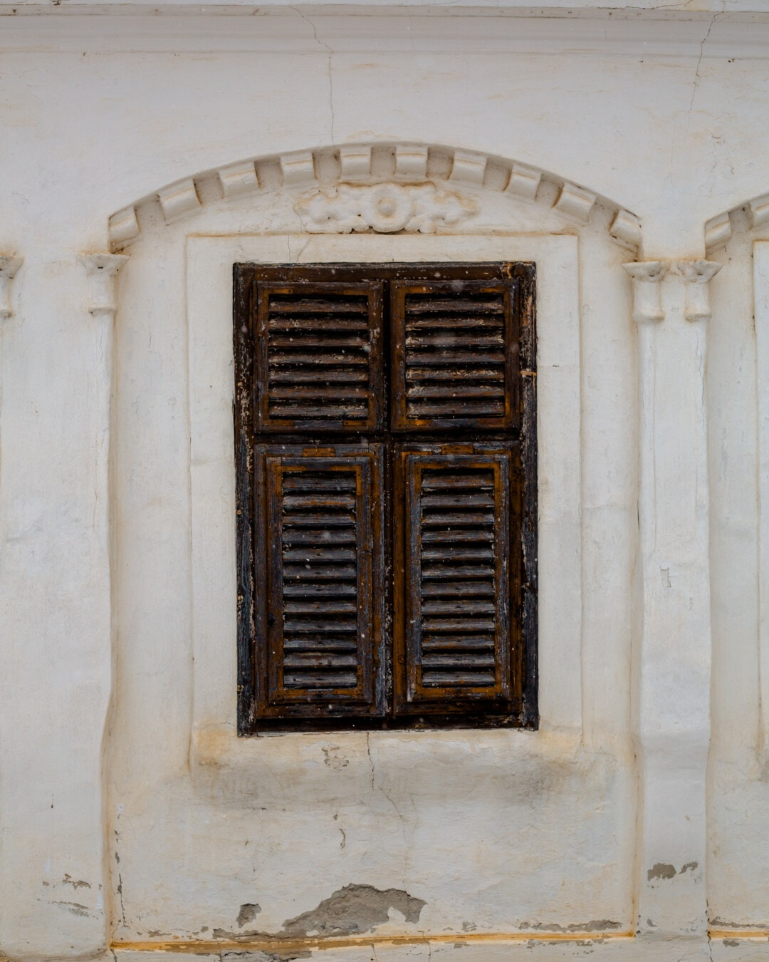 wooden, old style, window, style, baroque, wall, ornament, architecture, old, wood