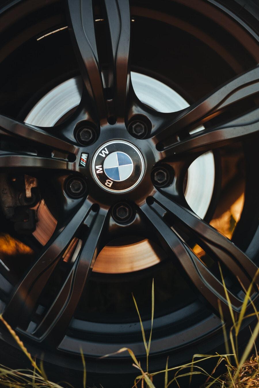 BMW, Reifen, Felge, Bremse, Festplatte, Zeichen, Symbol, Rad, Mechanismus, Auto