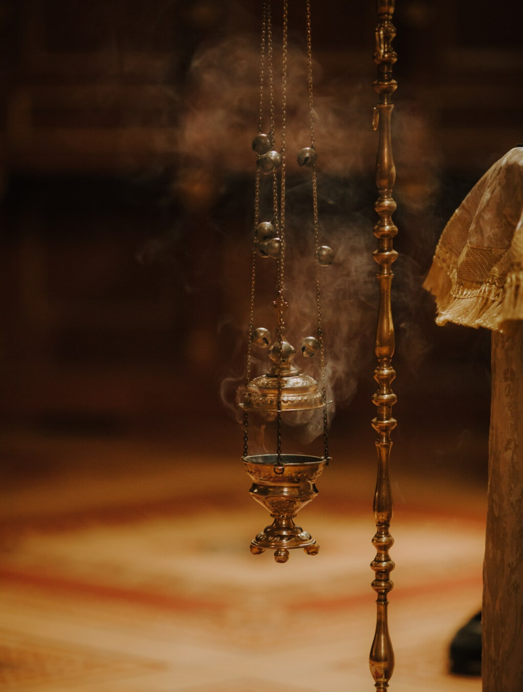 spirituality, orthodox, object, antique, relict, christianity, Byzantine, old, gold, vintage