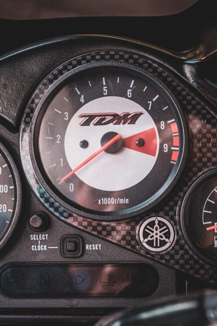 Tachometer, Motorrad, Gangschaltung, Control-panel, Dashboard, Fahrzeug, Instrument, Messgerät, Control, Geschwindigkeit