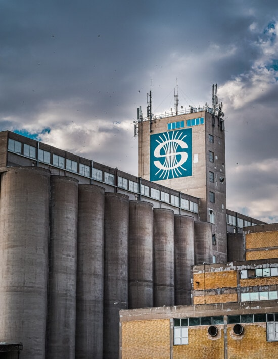 tower, silo, decay, abandoned, factory, buildings, building, city, architecture, industry