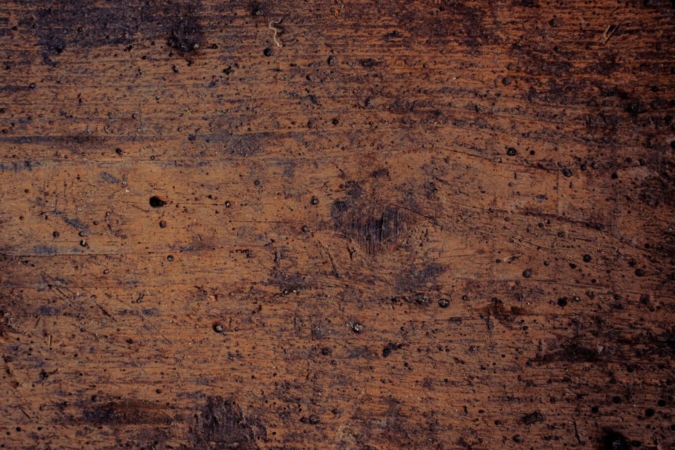 textile, Groupe d'experts, en bois, planches, carie, remise en conformité, Rough, modèle, fermer, tache