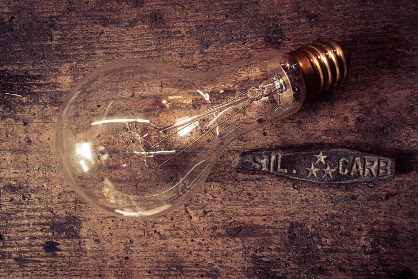 Glühbirne, Antike, Hand-Werkzeug, Strom, Glühbirne, Retro, Erfindung, Antik, alt, Licht
