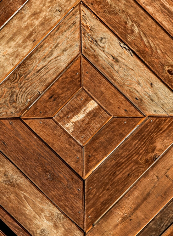 geometrický, tvar, textura, dřevo, dub, tvrdé dřevo, vertikální, tesařství, dřevo, hnědá