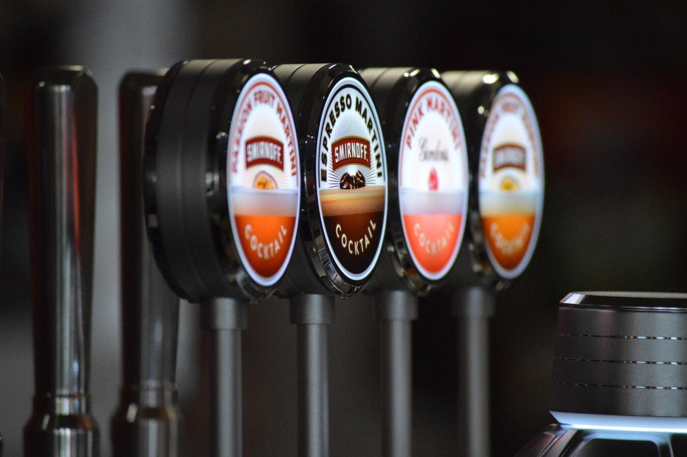 Cocktail, Maschine, Alkohol, Restaurant, Maschinen, Stahl, Branche, Chrom, drinnen, Technologie