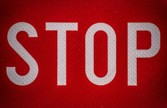 arrêter, signe, mise en garde, contrôle de la circulation, symbole, signal, sécurité, trafic, texture, conception