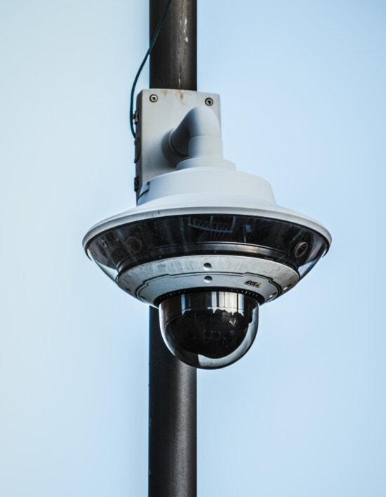surveillance, enregistrement vidéo, public, vidéo, contrôle, objectif, électricité, technologie, équipement, électronique