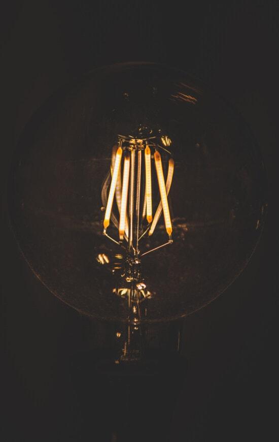 antiken, glödtråden, posas, glödlampa, vintage, luminiscens, ljusa, ljus, belysning, lampan