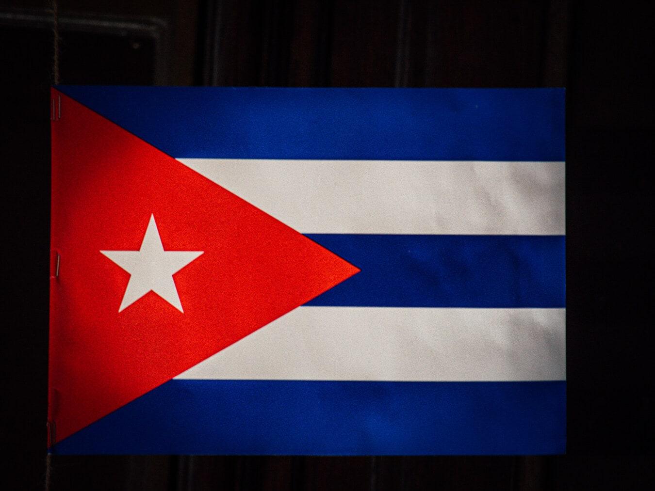 drapeau, blanc, Star, bleu, Stripes, emblème, patriotisme, pays, fierté, administration