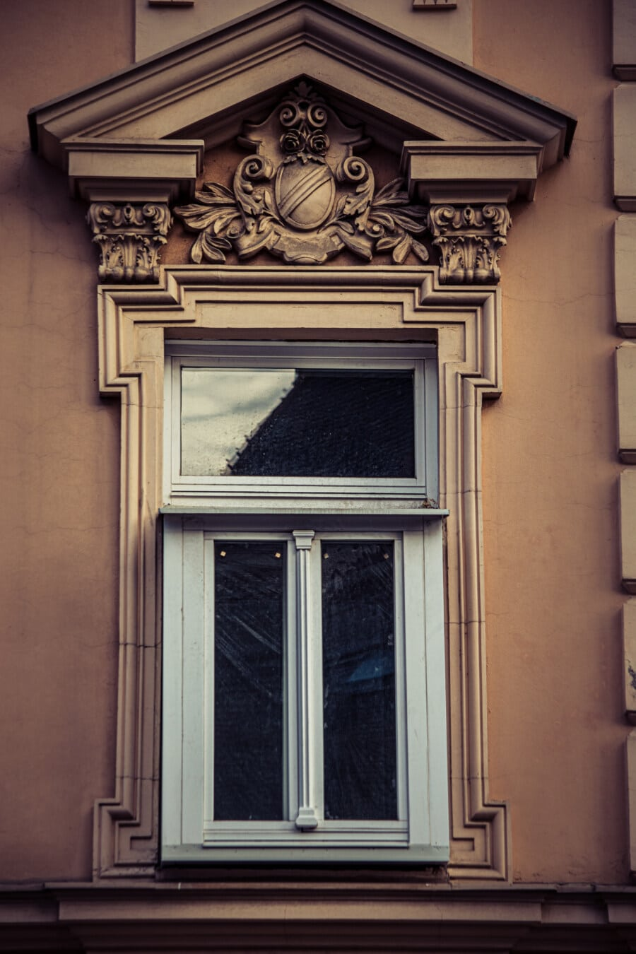 victorian, window, framework, architectural style, classic, architecture, facade, antique, old, wall