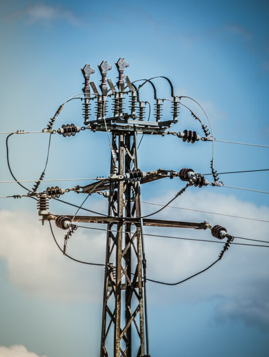 electricity, grid, transmission, distribution, industrial, infrastructure, energy, wire, voltage, cable