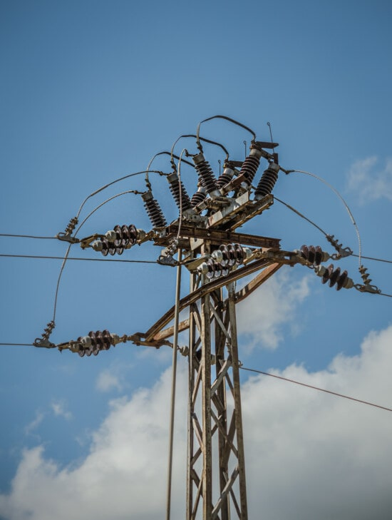 high, electricity, transmission, voltage, distribution, pylon, energy, cable, wire, electric