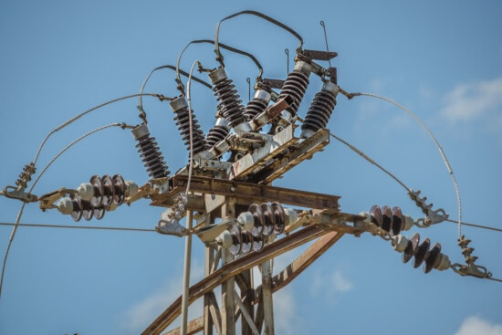 distribution, electricity, transmission, energy, wire, voltage, insulation, high, technology, steel