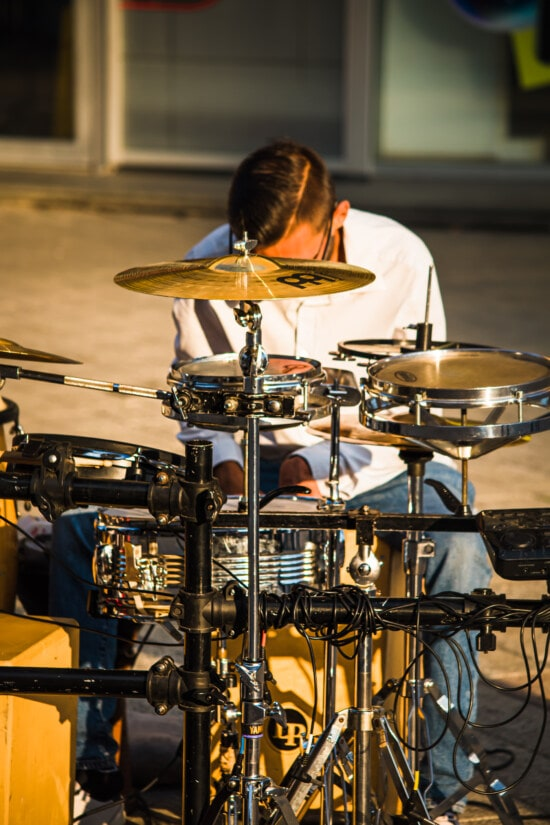 musician, drum, musical, orchestra, music, band, street, concert, instrument, indoors