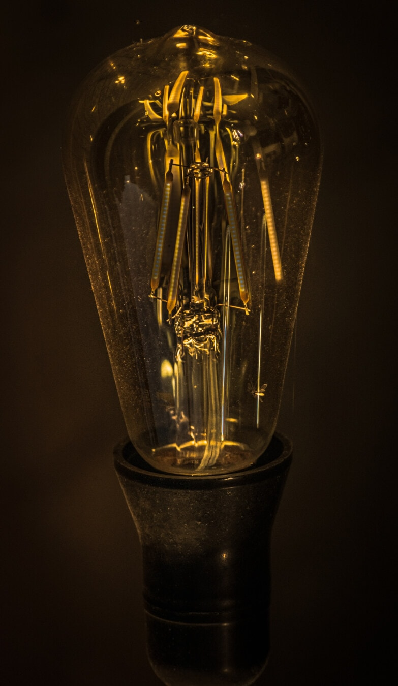 wires, macro, light bulb, close-up, detail, flare, fluorescent, lumen, light, wire