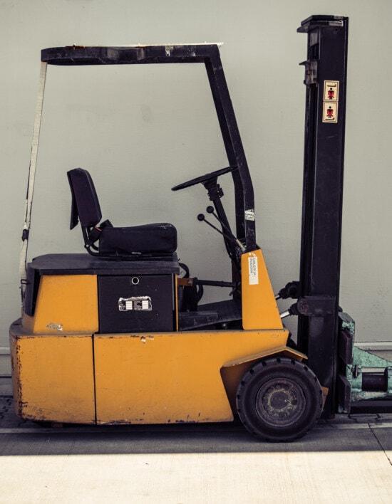 навантажувач, промисловість, вивантаження, важкі, перевезення, машина, транспортний засіб, склад, промислові, обладнання