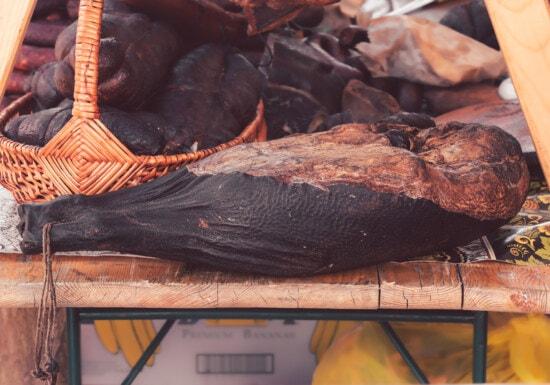 pork loin, ham, homemade, traditional, organic, meat, cholesterol, craft fair, merchandise, food