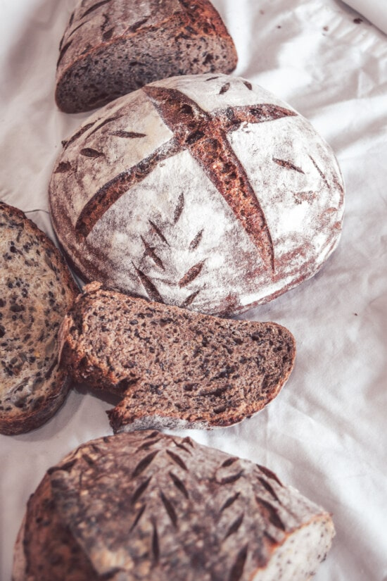 food, breakfast, bread, homemade, baking, flour, delicious, wheat, traditional, rye