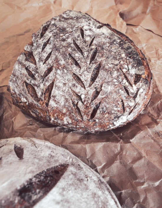 roast, crust, wholemeal flour, wholemeal bread, bread, delicious, food, upclose, homemade, dark