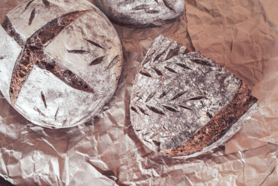 wholemeal, wholemeal flour, wholemeal bread, pastry, bread, fresh, roast, crust, texture, paper