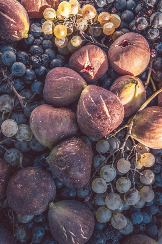 fig, ripe fruit, fruit, delicious, grape, grapes, organic, food, nature, healthy