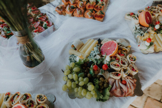 buffet, banquet, appetizer, snack, fast food, fruit, food, dinner, traditional, delicious