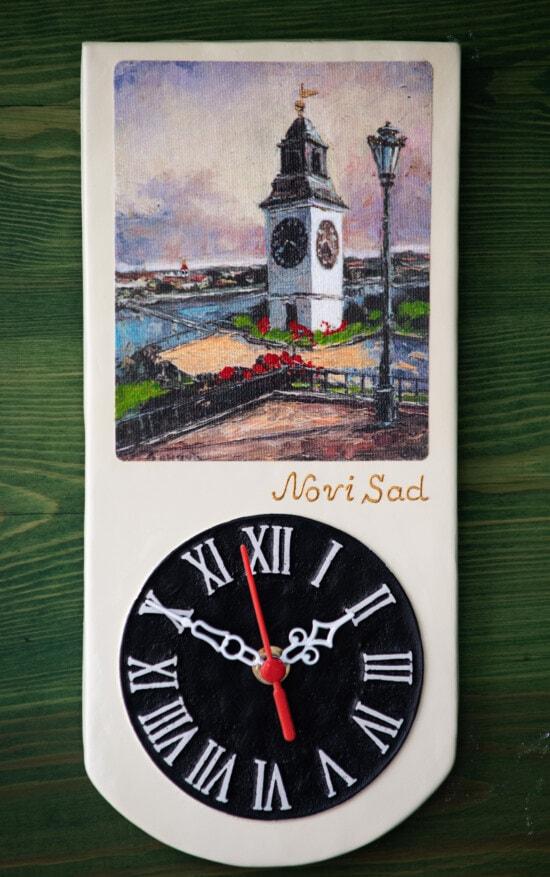 アナログ時計, 手作り, 記念品, 時間, 時計, レトロ, ヴィンテージ, 目覚まし時計, 古い, アンティーク