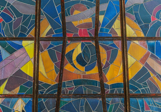stained glass, art, artistic, colorful, windows, handmade, craft, pattern, window, architecture
