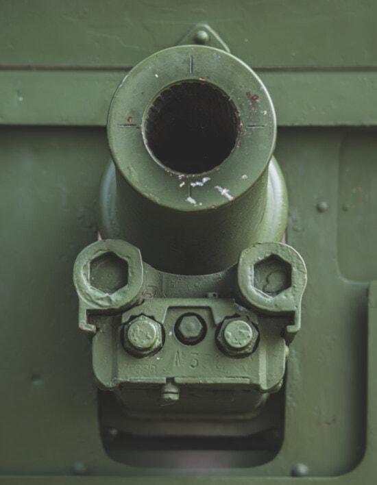 військові, гармата, темно-зелений, сталі, старий, вінтаж, ретро, зброя, армія, пістолет