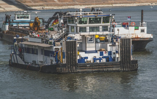tugboat, fishing boat, harbor, water, craft, ship, watercraft, boat, industry, pier