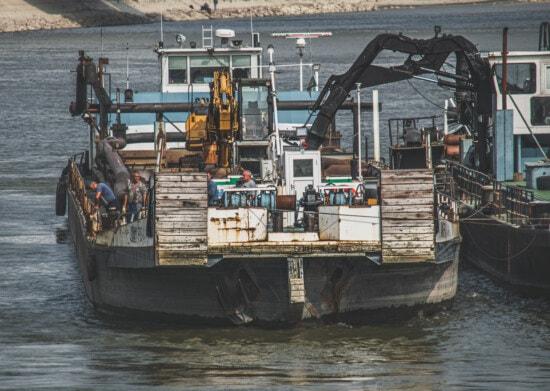 корабель, бурових платформ, човен, води, гавані, машина, Водний транспорт, земснаряд, порт, транспортний засіб