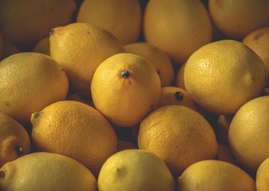 노란, 레몬, 감귤 류, 익은 과일, 과일, 제품, 유기, 생산, 건강 한, 음식