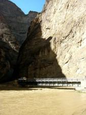 afghanistans, infrastruktuuri, hanke, silta, rakentaminen, Ghandak, keskiylängön, Afganistan