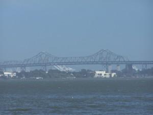 bay, bridge, Francisco
