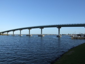 Brücke, Murray, Fluss