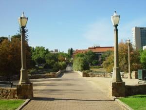 bridge, torrens, university