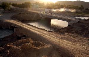 Afghanistan, ponte, costruzione, progetto