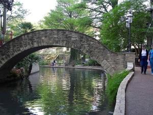 Αντόνιο, γέφυρες, riverwalk