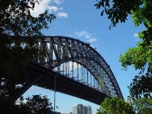 Sydney harbour, bro