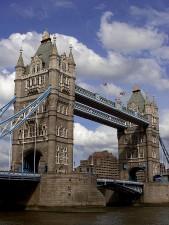 タワー ブリッジ、ロンドン、イングランド