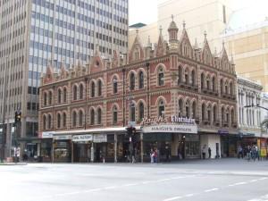 ruche, coin, Adelaide, Australie