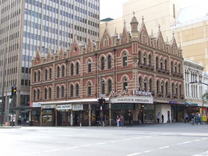 beehive, corner, Adelaide, Australia
