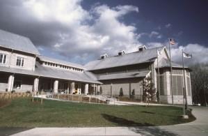 edificio, nacional, la conservación, la formación, el centro