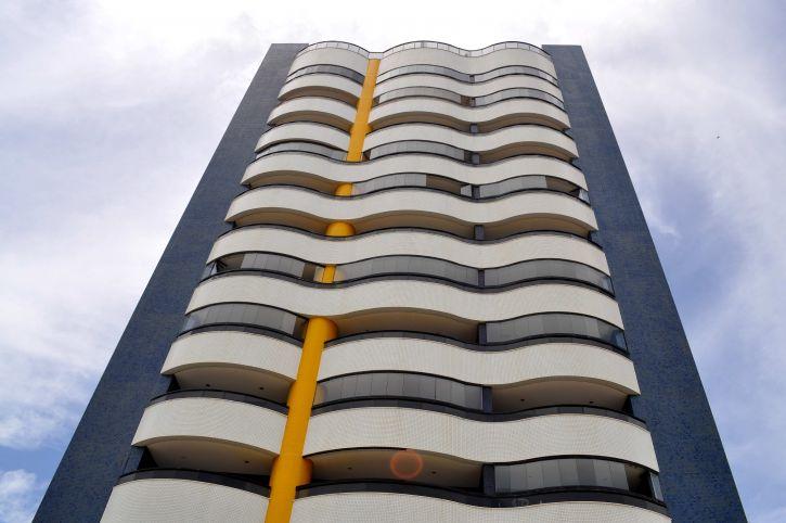 Gebäude, fotografiert