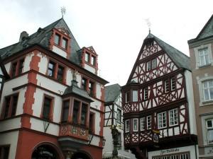 bâtiments, Europe